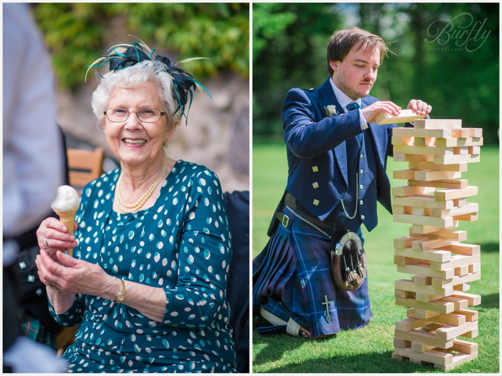 FERNIE CASTLE WEDDING 49