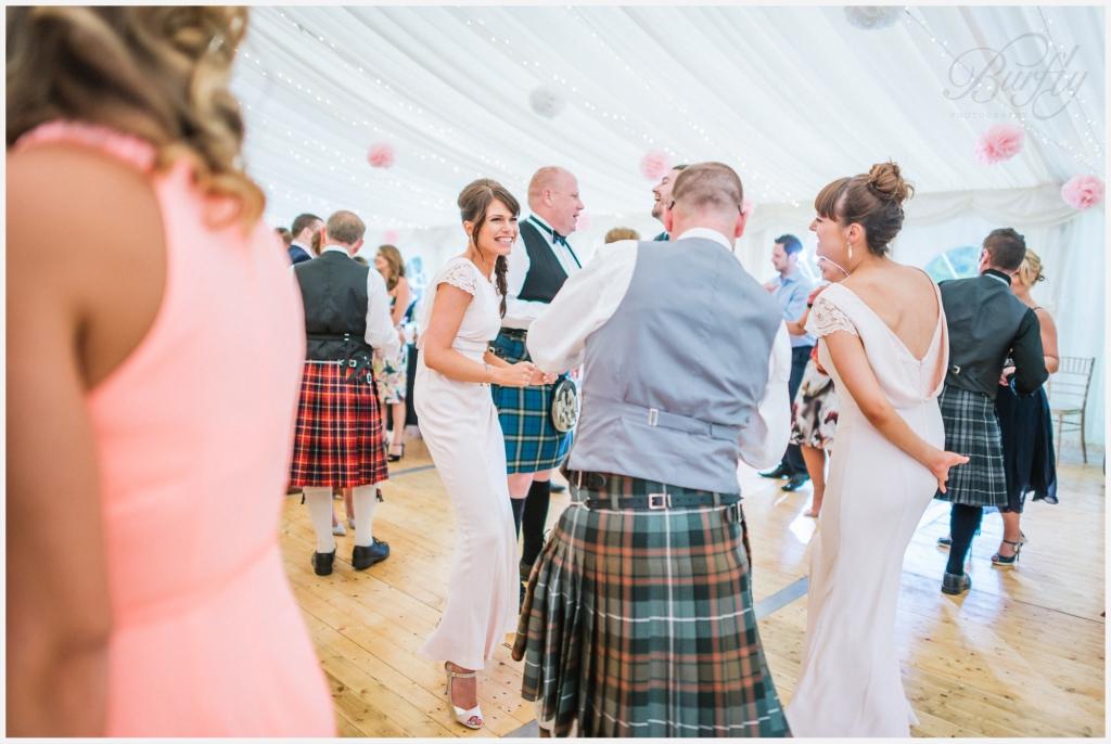 The Burn House Edzell Wedding 106