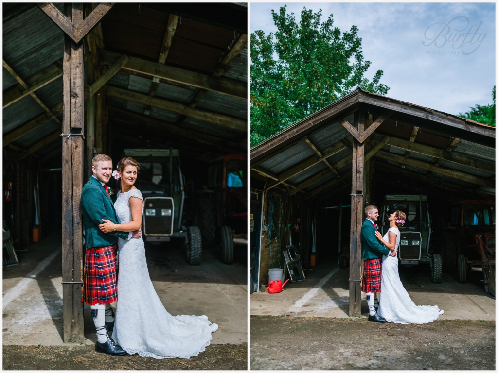 The Burn House Edzell Wedding 65
