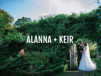 alanna and keir
