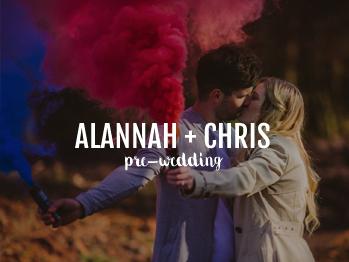 alannah and chris
