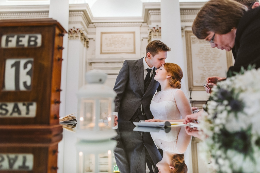 Signet Library Wedding Edinburgh 35