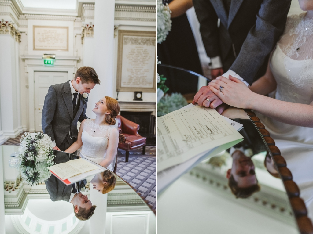 Signet Library Wedding Edinburgh 36