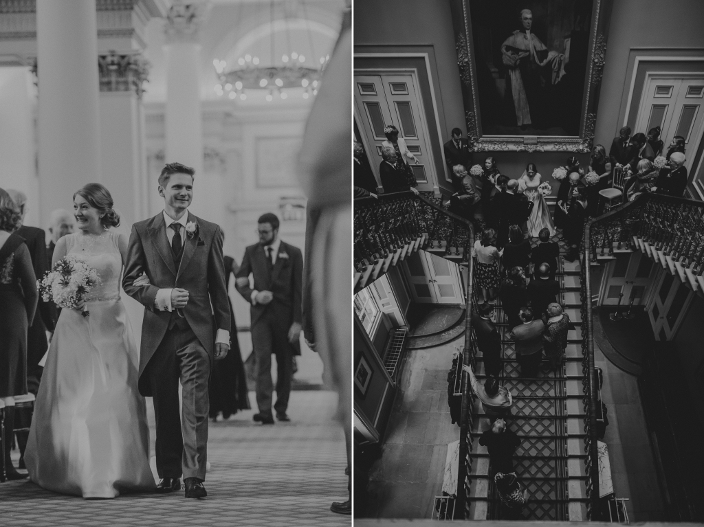 Signet Library Wedding Edinburgh 37