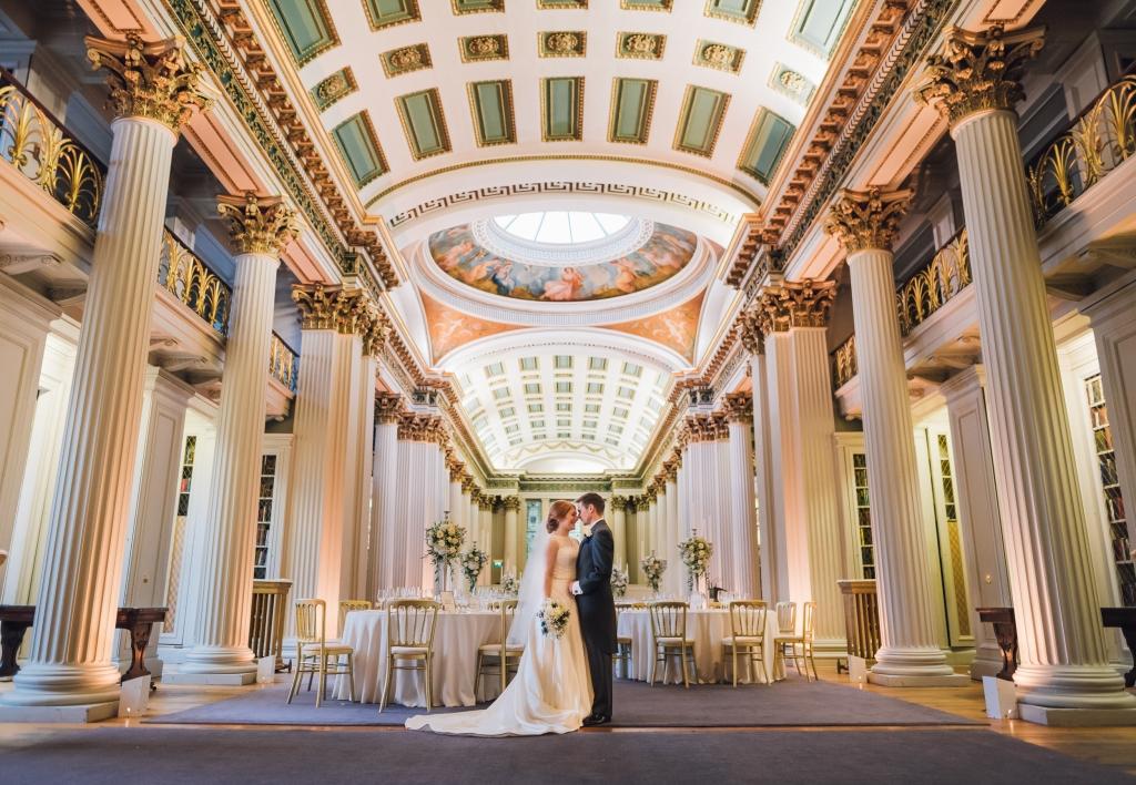 Signet Library Wedding Edinburgh 46