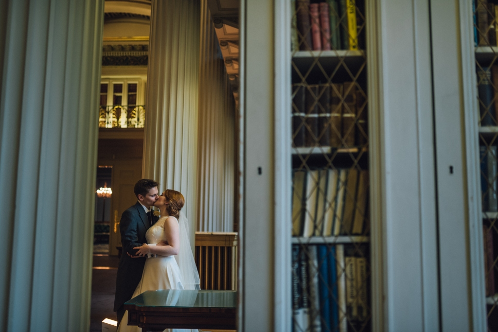 Signet Library Wedding Edinburgh 47
