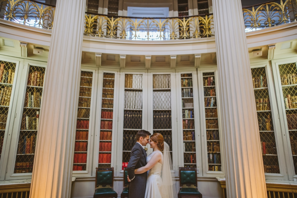 Signet Library Wedding Edinburgh 51