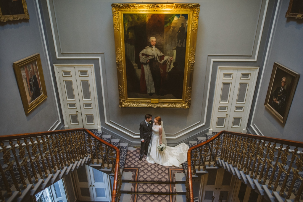 Signet Library Wedding Edinburgh 52