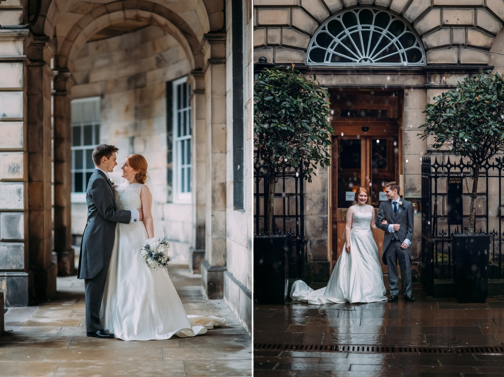 Signet Library Wedding Edinburgh 61